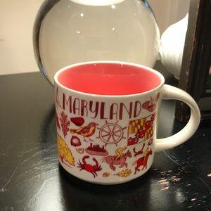 Starbucks been there mug Maryland new